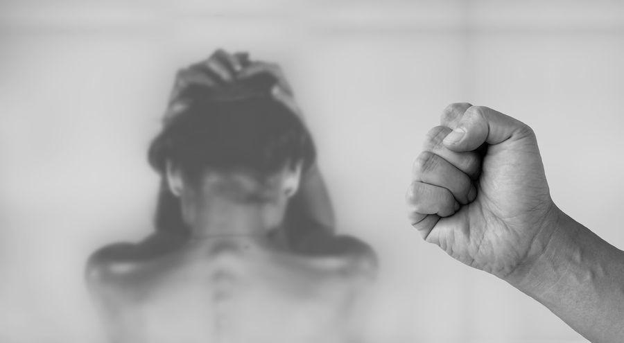 Przemoc kobiety